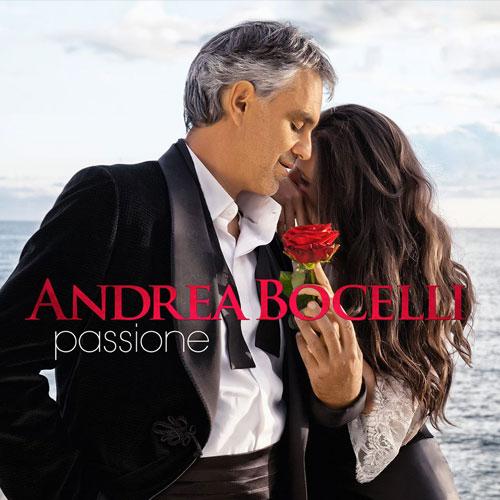 """""""Passione"""", Andrea Bocelli (Verve, Decca, Sugar)"""