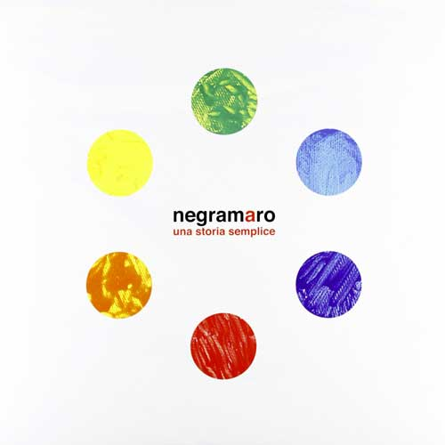 """Una storia semplice"", Negramaro (Sugar)"
