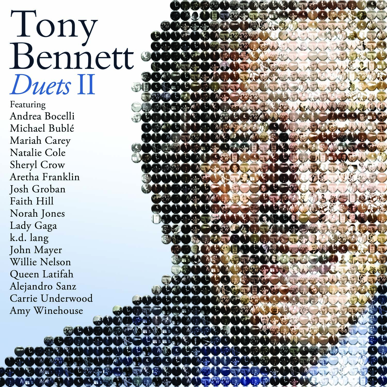 """Duets II"", Tony Bennett & Andrea Bocelli (Sony Music)"